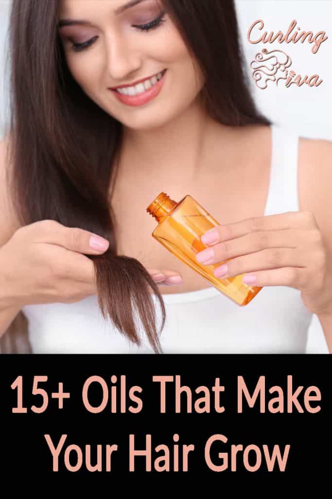 PIN for Oils that make your hair grow