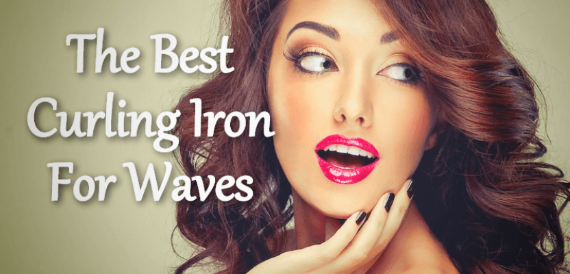 The Best Curling Iron for Waves