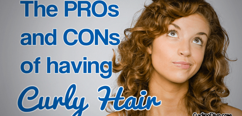 The Pros and Cons of Having Curly Hair
