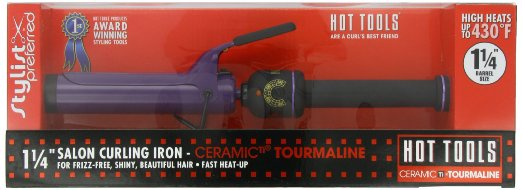 Hot Tools Professional Titanium Curling Iron