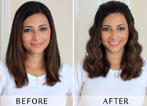 Results From Using A 3 Barrel Hair Waver By Ysis Lorenna