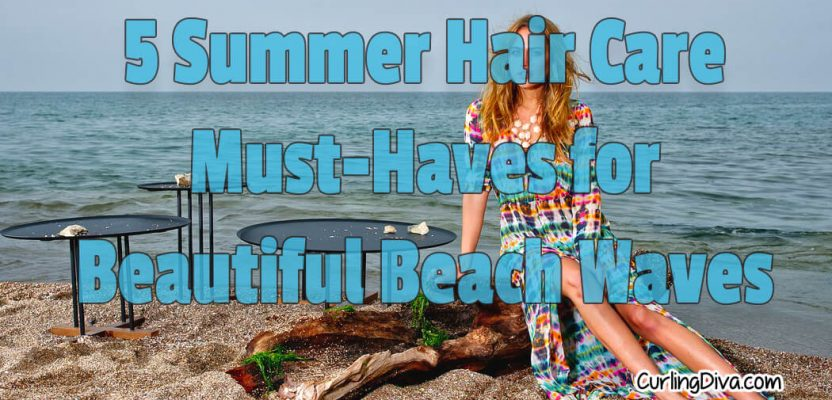 5 Summer Hair Care Must-Haves for Beautiful Beach Waves