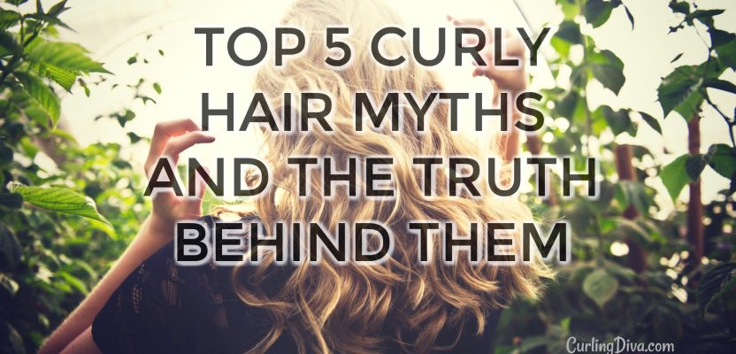 Top 5 Curly Hair Myths and the Truth Behind Them