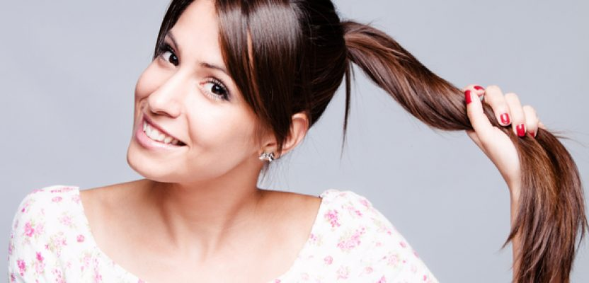 Different Ways To Put Your Hair Up in a Ponytail
