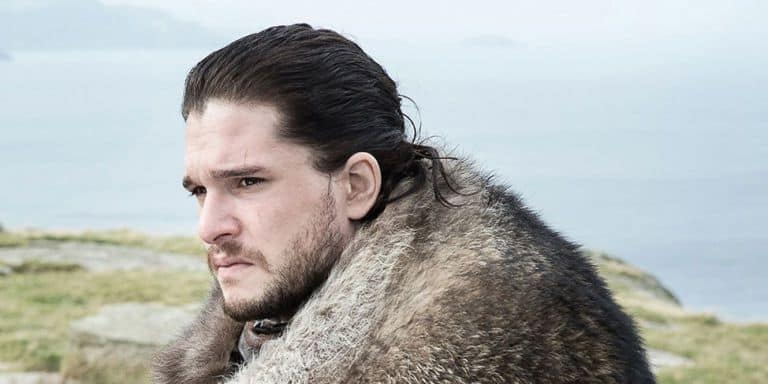 PIN for Jon Snow Hairstyle
