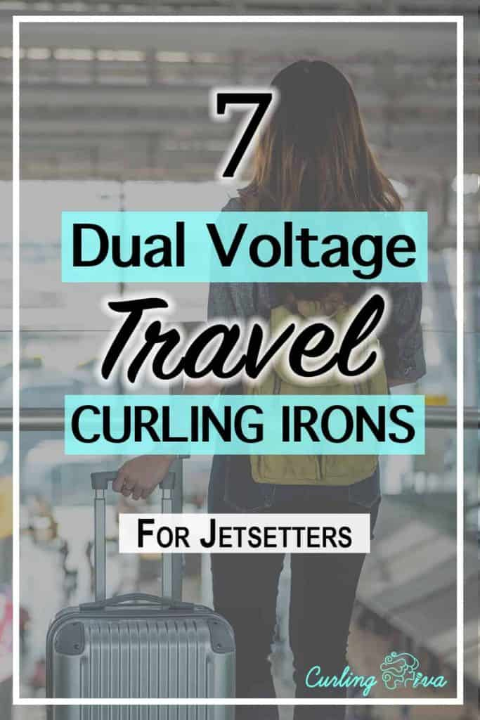 PIN for 7 best dual voltage travel curling irons
