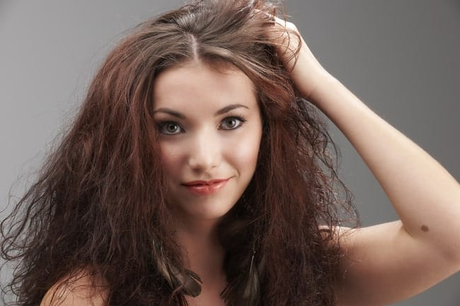 Home Remedies For Frizzy Hair After Shower