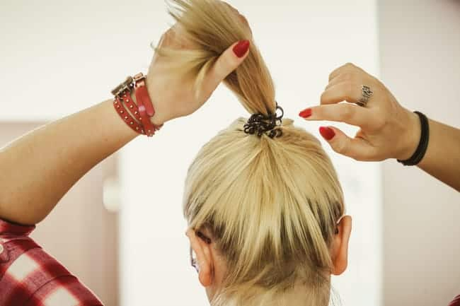 How to Stop Wearing your Hair in a Ponytail