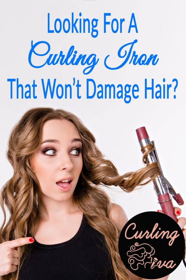 PIN for Looking for a curling iron that won't damage hair