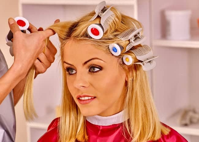 What Are The Best Hot Rollers For Fine Hair Curling Diva